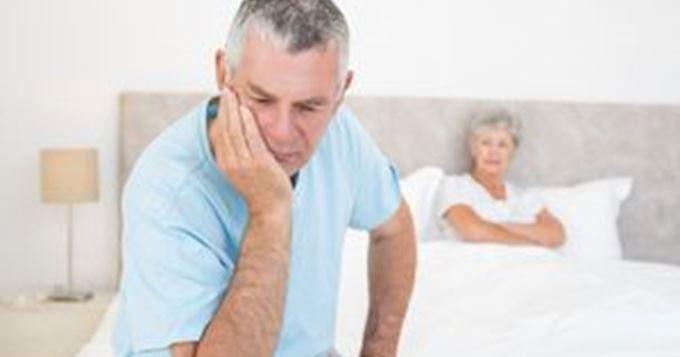 Troubles de l'éjaculation liés à l'âge